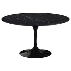 """Eero Saarinen & Knoll International """"Tulip"""" Table """"Marquina"""""""