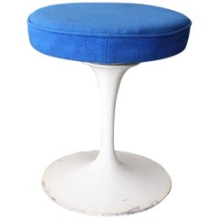 Eero Saarinen Swivel Tulip Stool for Knoll