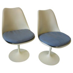 Eero Saarinen Swiveling Tulip Chairs for Knoll