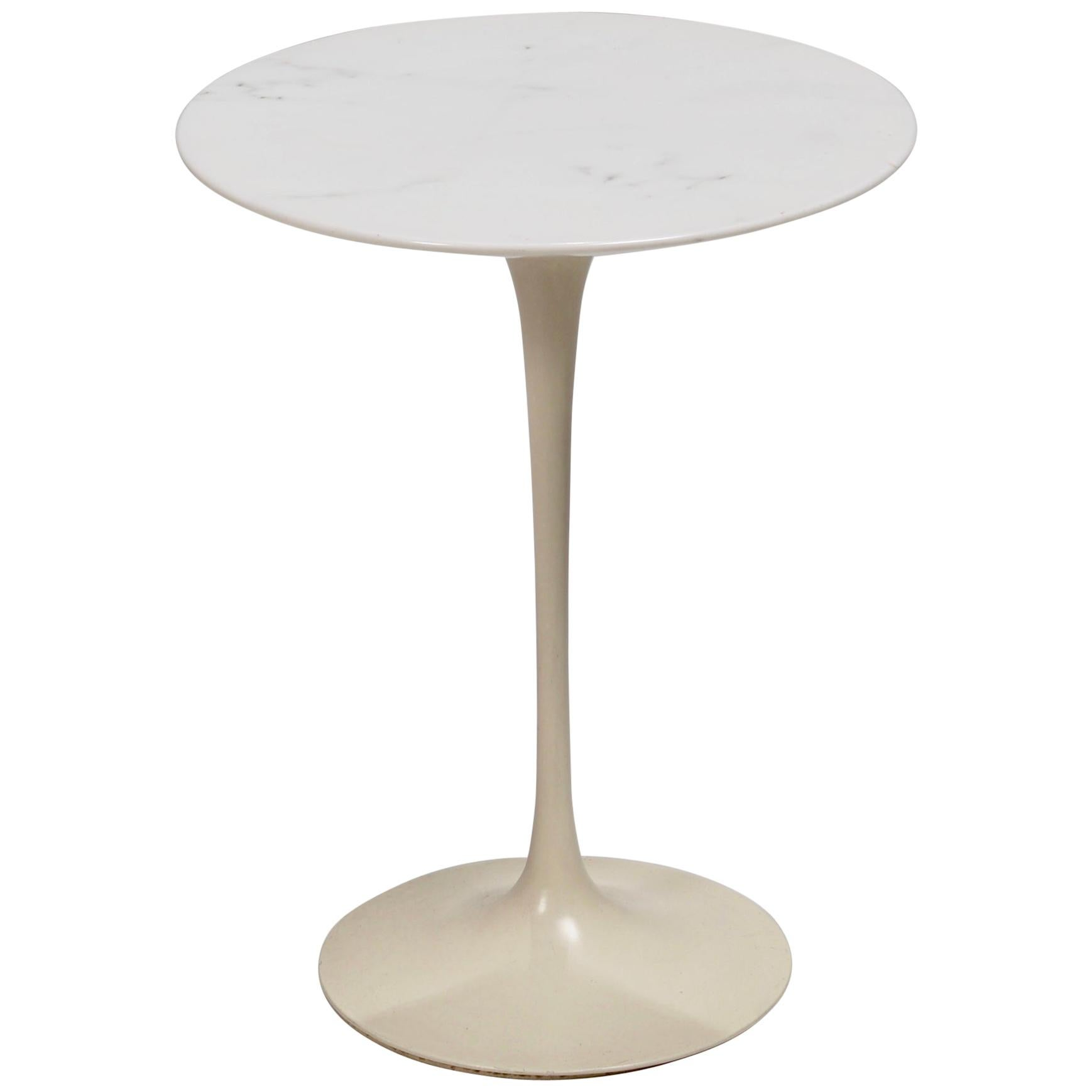 Eero Saarinen Tulip Side Table for Knoll