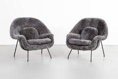 Eero Saarinen Womb Chairs