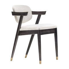 Egea White Chair