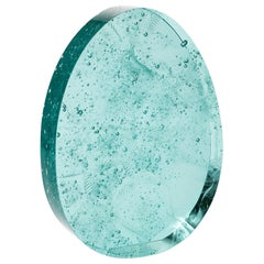 Egg Born of Glass Teal 'Beryl'