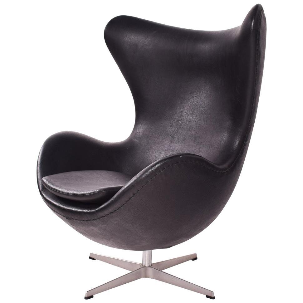 Egg Chair by Arne Jacobsen for Fritz Hansen, Denmark