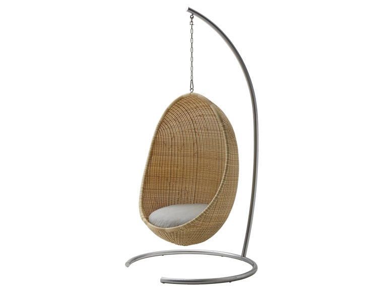 Egg Hanging Chair by Nanna Ditzel, New Edition In Excellent Condition In Courbevoie, FR