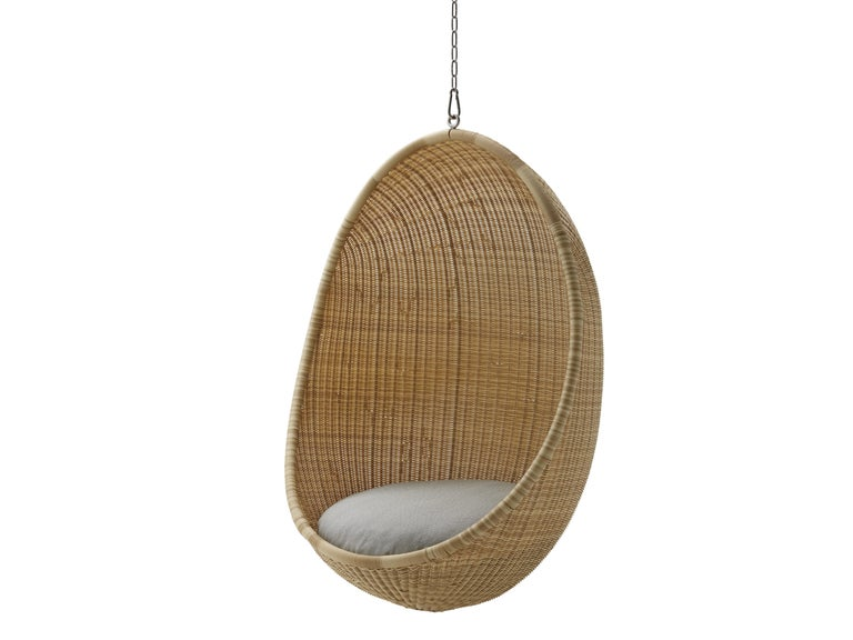 Egg Hanging Chair by Nanna Ditzel, New Edition 1