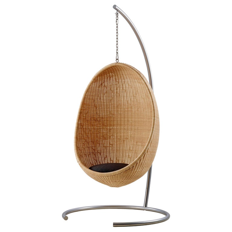 Egg Hanging Chair by Nanna Ditzel, New Edition