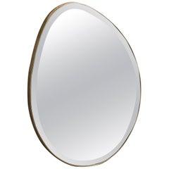 Egg Mirror Signed by Novocastrian