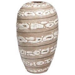 Egg-Shaped Vase by René Buthaud, 1934-1940