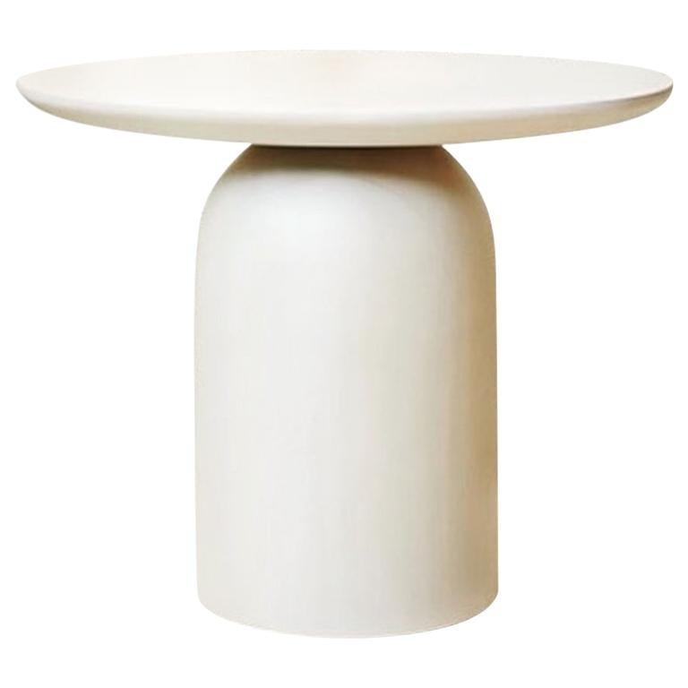 Egg Side Table For Sale