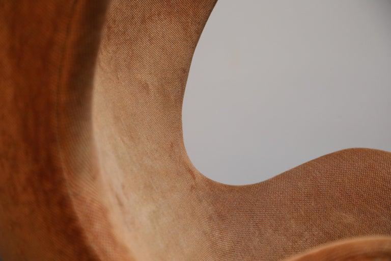 Egg Swivel Chair by Arne Jacobsen for Fritz Hansen, Double Signed, August 1967 For Sale 10