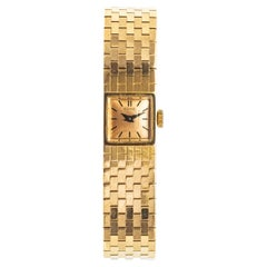 EGINE 18 Carat Rose Gold Watch