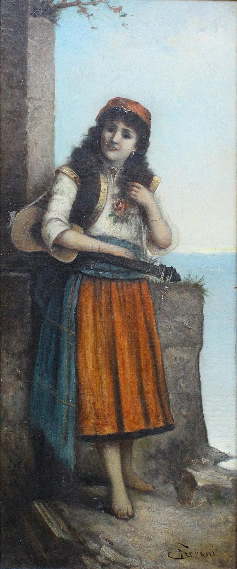 Egisto Ferroni (1835-1912)