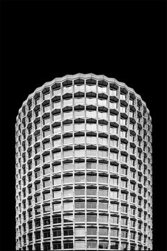 Photograph of Brutalist Architecture, CAA House by Egle Kisieliute