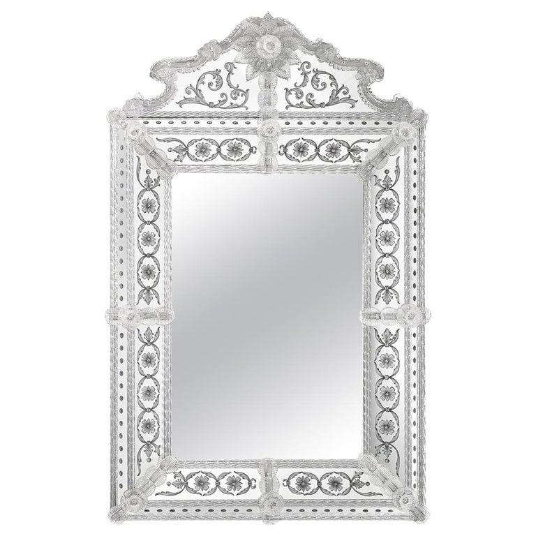 Églomisé Mirror For Sale