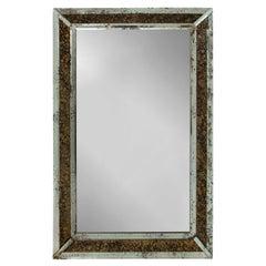 Eglomise Wall Mirror