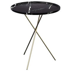 Egnazia Black Marquina Coffee Table by Birgit Lohmann