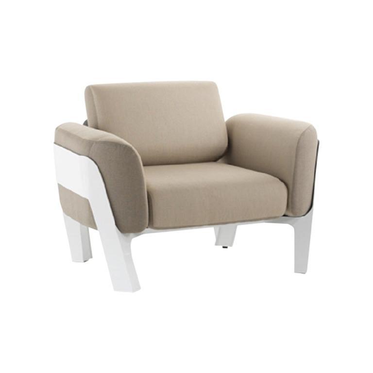 Ego Paris Bienvenue Lounge Chair Design by Jean-Baptiste Auvray