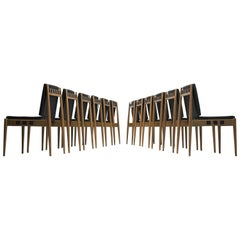 Egon Eiermann Dining Chairs Model SE121