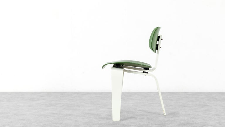 Beech Egon Eiermann, Plywood Chair SE 42, Germany 1955 Early Edition Wilde & Spieth For Sale
