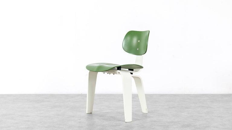 Egon Eiermann, Plywood Chair SE 42, Germany 1955 Early Edition Wilde & Spieth For Sale 2