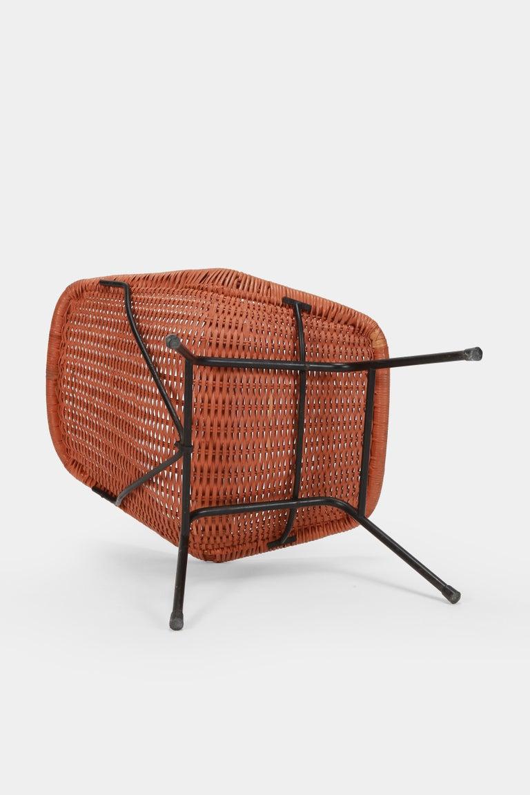 Egon Eiermann Single Chair, 1950s For Sale 4