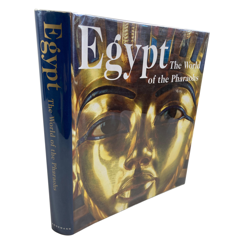 Egypt The World of the Pharaohs Regine Schulz Hardcover Book