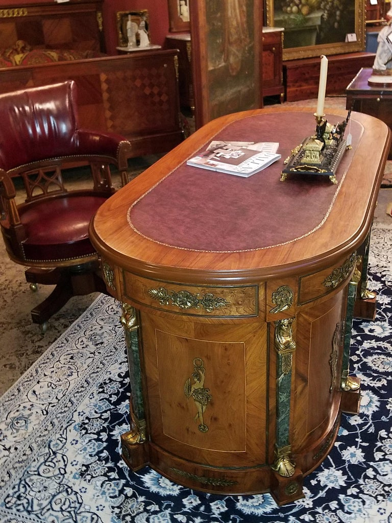 20th Century Egyptian Classical Revival Desk For Sale