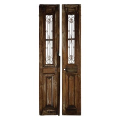 Egyptian Doors, circa 1900