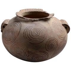 Egyptian Predynastic Naqada Pottery Jar, 3400 BC