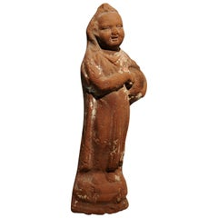 Egyptian Statuette of Harpocrates