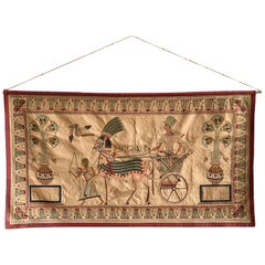 Egyptomania Wall Hanging
