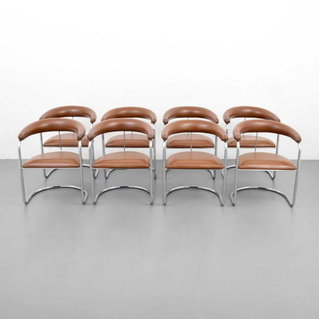 Thonet Chairs Dining Classic Anton For Lorenz Eight OZiTXPuk