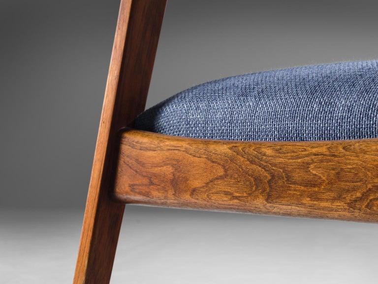 Fabric Eight Jens Risom Walnut