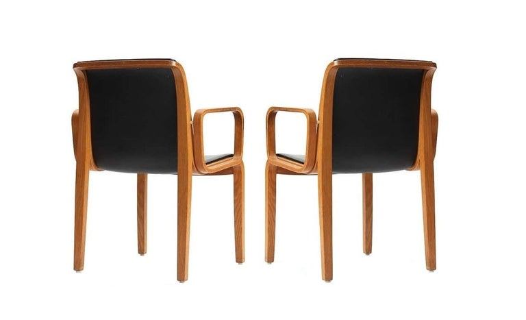 Velvet Eight Vintage Armchairs by Bill Stephens for Knoll