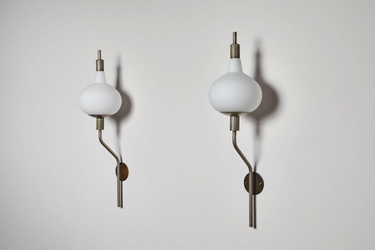Eight Wall Lights by Candle For Sale 2