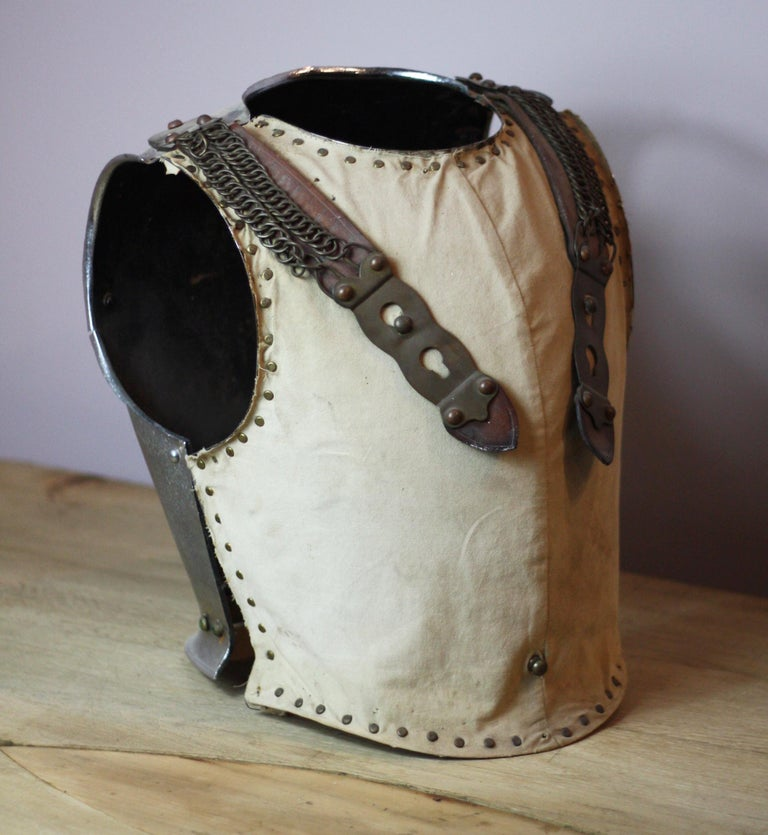 18th Century and Earlier 18th Century British Cavalry Armour Breastplate For Sale