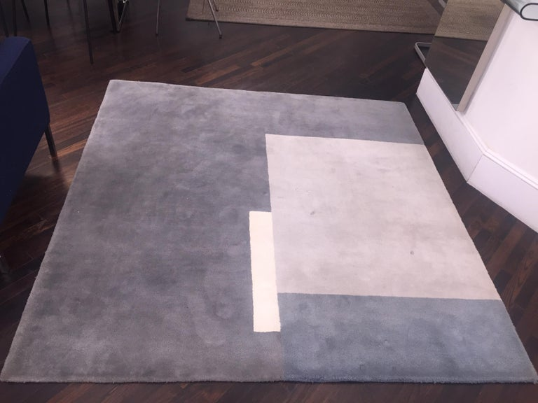 Eileen Gray Roquebrune Rug In Good Condition For Sale In New York, NY