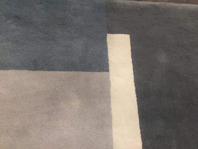 Early 20th Century Eileen Gray Roquebrune Rug For Sale