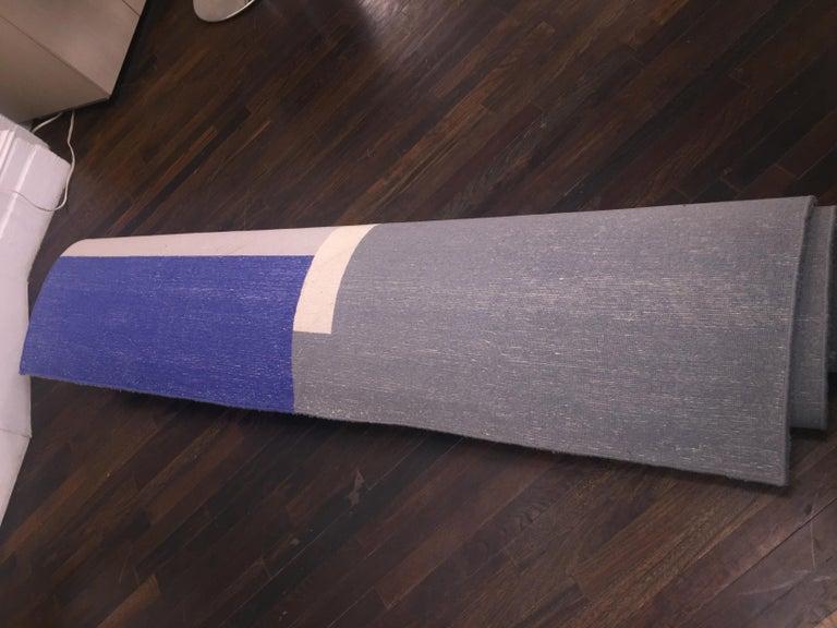 Wool Eileen Gray Roquebrune Rug For Sale
