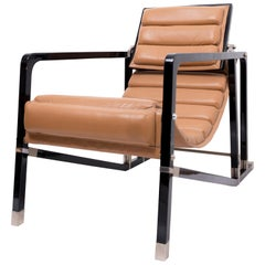 Eileen Gray, Transat Chair by Andrée Putman, Ecart International