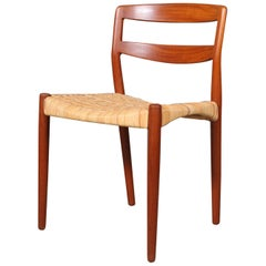 Einar Larsen & Aksel Bender Madsen Side Chair