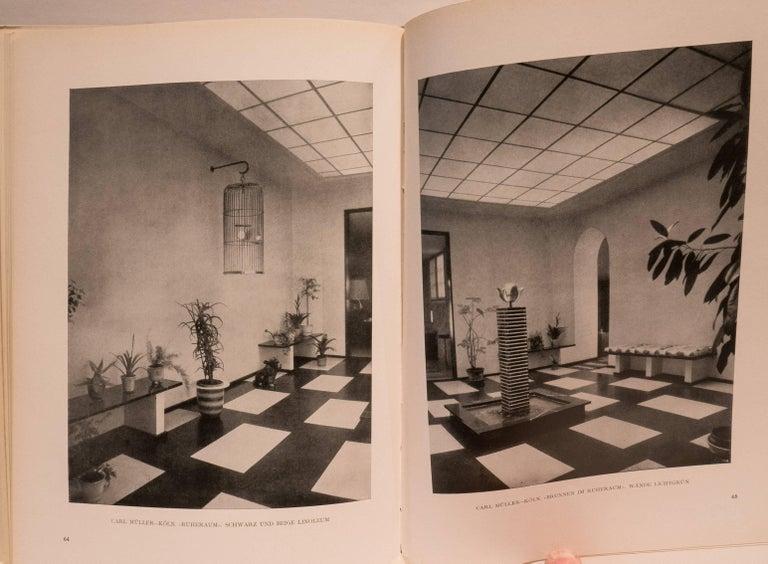 Art Deco Einzelmöbel und Neuzeitliche Raumkunst Book For Sale
