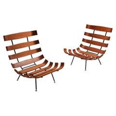 Eisler and Hauner 'Costela' Lounge Chairs