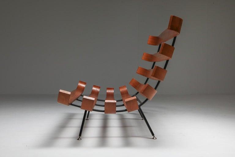 Eisler and Hauner 'Costela' Sofa In Good Condition For Sale In Antwerp, BE
