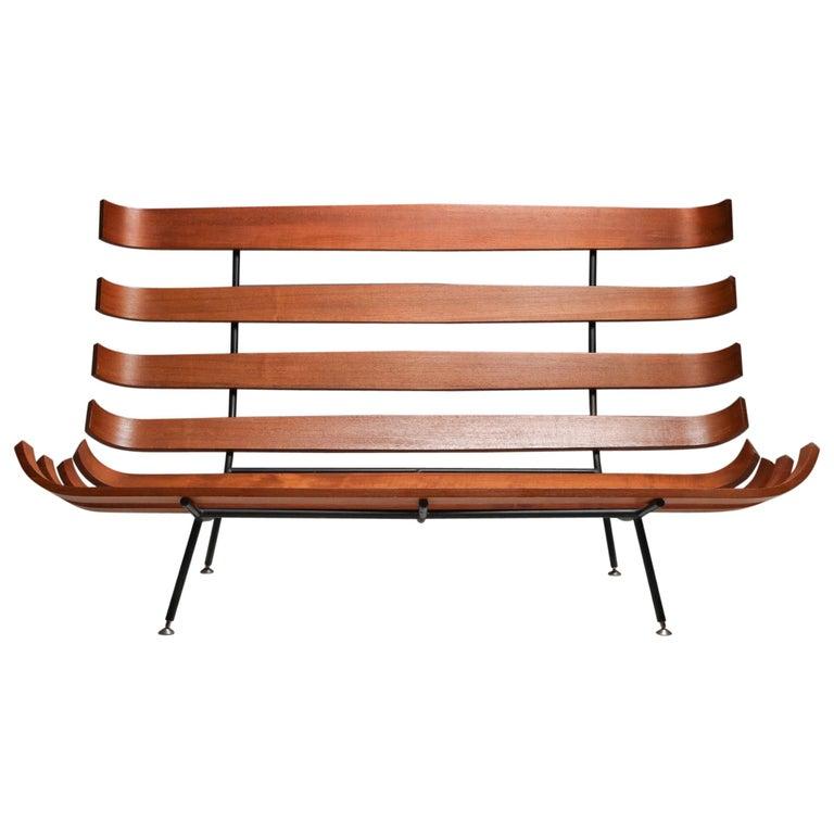 Eisler and Hauner 'Costela' Sofa For Sale