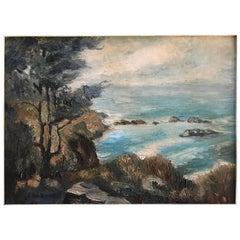 Ejnar Hansen (1884-1965), Californian Coastline