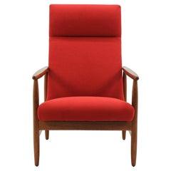 Ejvind A. Johansson Highback Armchair