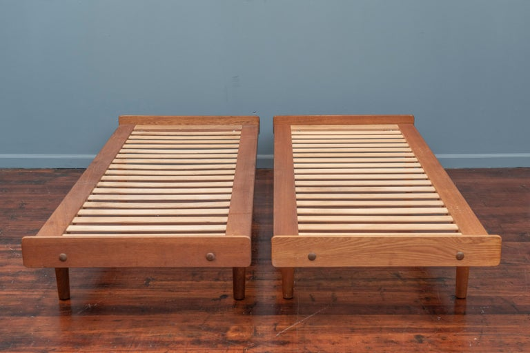 Ejvind Johansson Daybeds, Model G19 for FDB Mobler In Good Condition For Sale In San Francisco, CA