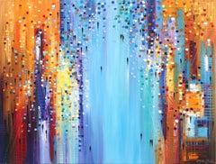 Colors of Life - Original Oil Painting